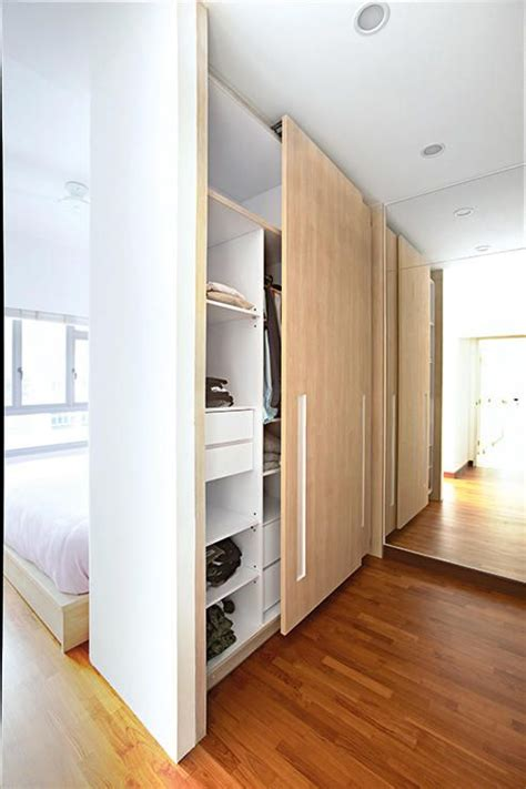 How Much To Set Aside For Your Hdb Flat Renovation How Much Are Closet Doors