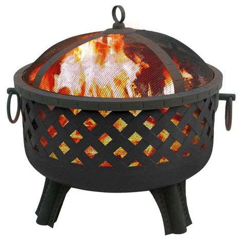 Landmann Usa Garden Lights Portable Fire Pit Portable Firepits
