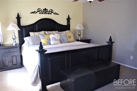 can i paint my bedroom furniture shabby chic master bedroom makeover