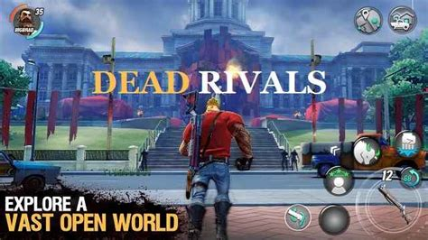 rivals at war modded apk dead rivals mmo apk mod open world android andropalace