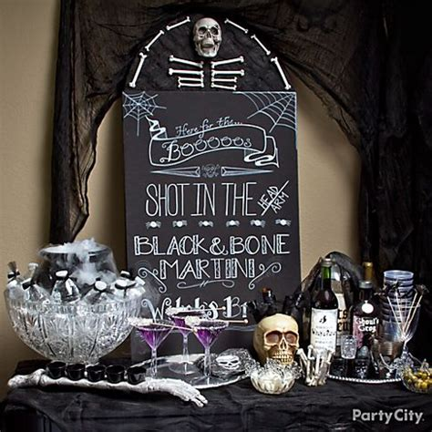 halloween themes adults shocktails creepy classic halloween cocktails party city