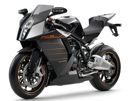 Ktm Rc8 2013 2013 Ktm 1190 Rc8 R Pics Specs And Information