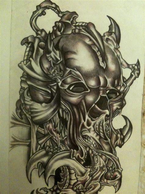 tattoo design drawing by chazvasskilljoy on deviantart