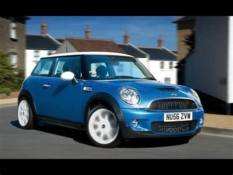2008 mini cooper s car and driver