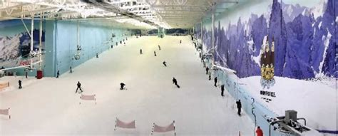 Chill Factor booth king partnership 187 chill factore manchester