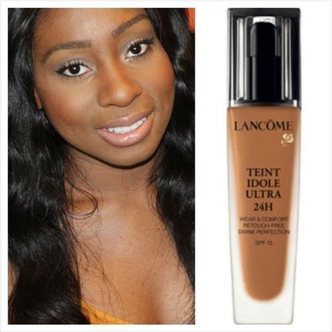 Best Foundation for Oily/Acne Prone Skin & Scars  Lancome