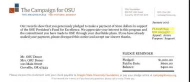Charity Reminder Letter Donor Relations Guru Online Giving Sites Is Yours