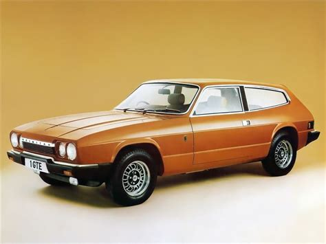 Reliant Scimitar GTE   Classic Car Review   Honest John
