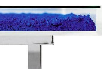 yves klein blue table yves klein blue table paperblog