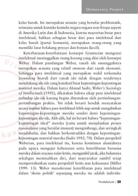Intelektual Kolektif Bourdieu Arizal Mutahir inteligensia muslim dan kuasa
