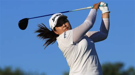 inbee park swing inbee park looking to make up ground on lpga money list at