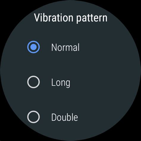 vibrate pattern android exle android wear beta program opens up for 8 0 oreo only