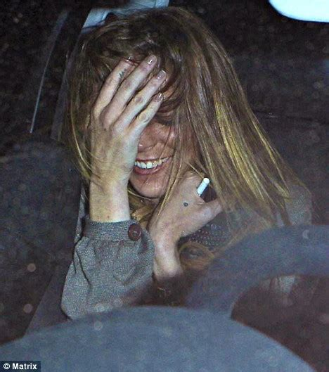 Lindsay Lohan Attempted by Called After Lindsay Lohan Throws Vase Through A