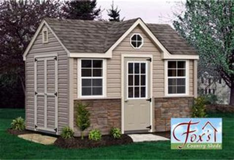 Fox Sheds by Fox Country Sheds Lititz Pa 17543 877 257 4337