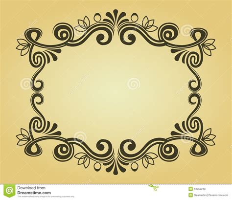 design frame 13 vintage border and frames designs images vintage