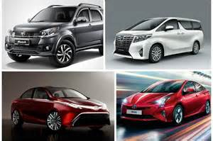 new cars in india toyota upcoming new toyota cars in india 2016 2017