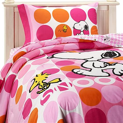 peanuts bedding peanuts twin complete bedding set bed bath beyond
