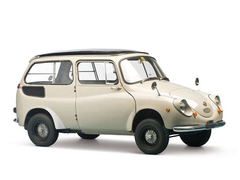 subaru 360 truck small is beautiful mario the multipla