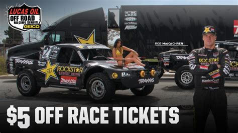 Lucas Oil Sweepstakes - lucas oil off road series bounce back coupon rockstar energy drink
