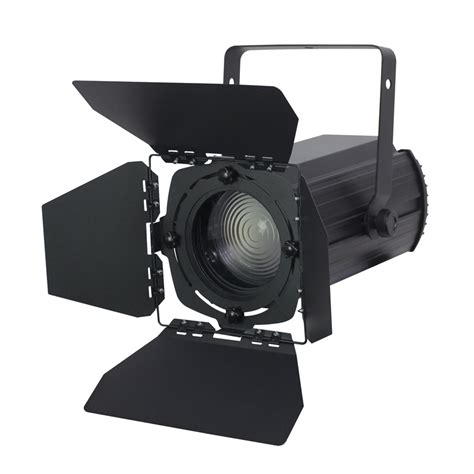 100w cob led zoom fresnel warm white prolight concepts