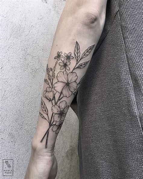 wild flower tattoos 25 best ideas about wildflower on
