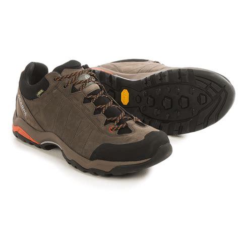 tex shoes scarpa moraine plus tex 174 hiking shoes for