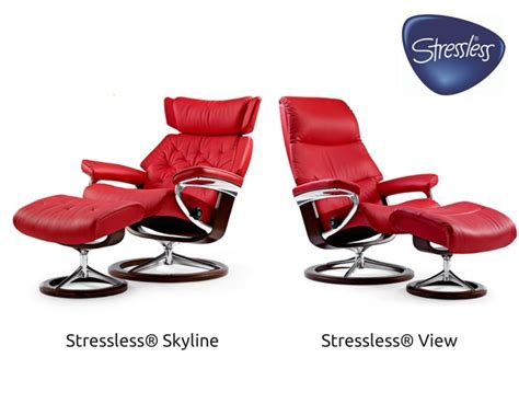 poltrone stressless nordic design drives new look for stressless 174