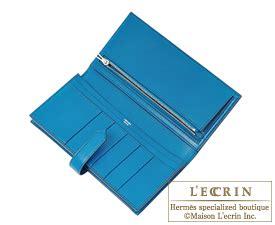 H Bearn Malachite hermes bearn soufflet blue izmir tadelakt leather mat silver hardware hermes birkin l ecrin