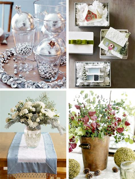 table decorations centerpieces 50 great easy christmas centerpiece ideas digsdigs