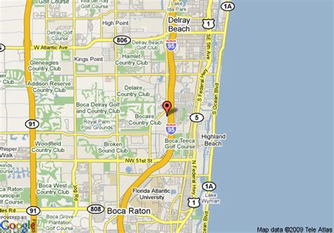 florida map boca raton map of residence inn boca raton boca raton