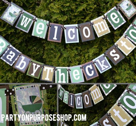 Camouflage Decorations by Camouflage Baby Shower Decorations Package Fully Assembled