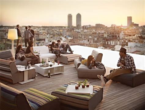 roof top bars barcelona my perfect 24 hours if i were a teleporting billionaire travel away