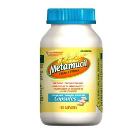 Effects Of Fiber On Stool by Metamucil Benefits