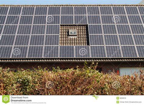solar panels royalty free stock image image 8266916