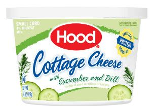 hood introduces  garden inspired cottage cheese flavors