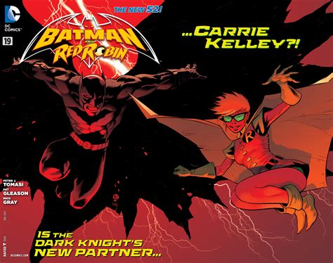 new 52 what we talk about when we talk about carrie