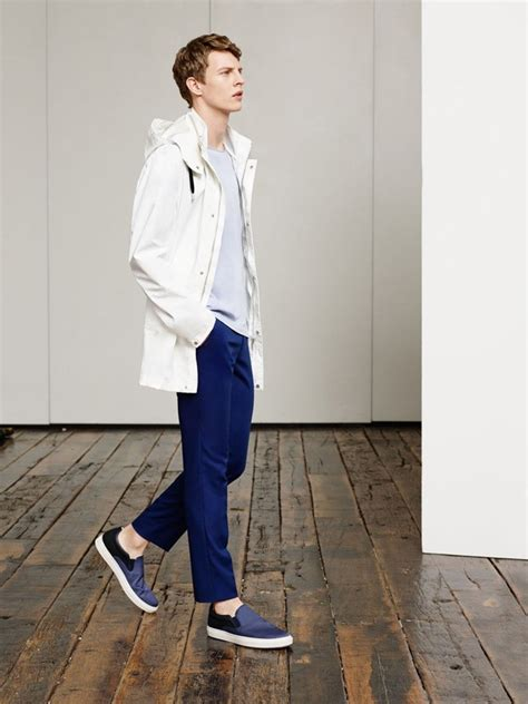Top Model Zara Collection tim schuhmacher for zara 2015 lookbook