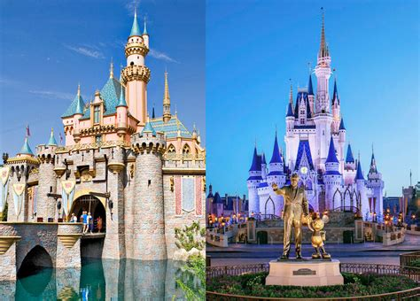 the better disney disney world vs disney land smackdown disney world vs disneyland which park is right for you
