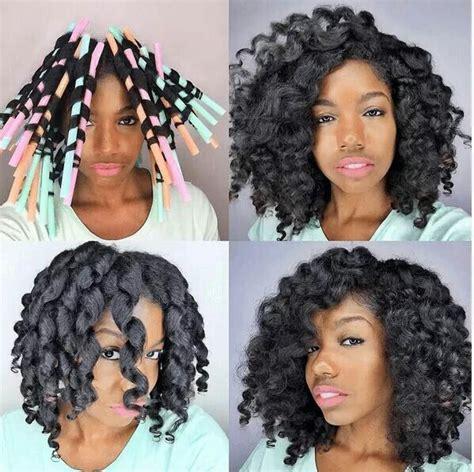 black hairstyles straw curls milkshake straw curly hairstyle hairstyles pinterest