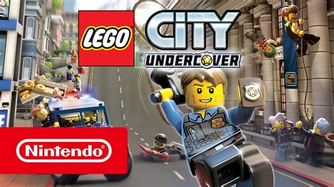Switch Lego City Undercover lego city undercover trailer nintendo switch