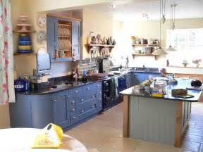 Blue kitchen ideas terrys fabrics s blog