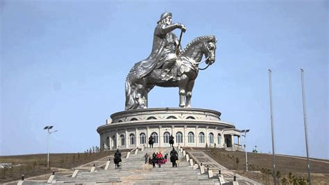 genghis khan equestrian statue wikipedia regulus star notes mongolian stir fry or quot i feel for
