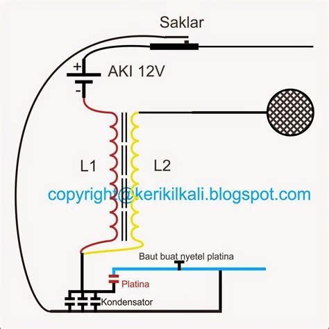 Kabel Kawat Jumper Email 0 1mm cara mudah membuat setrum ikan kerikil kali