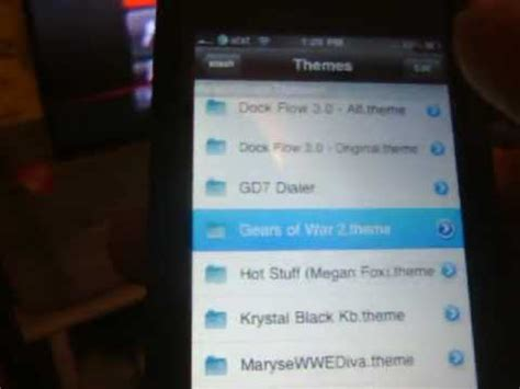 iphone themes how to change how to change your custom themes lock background on