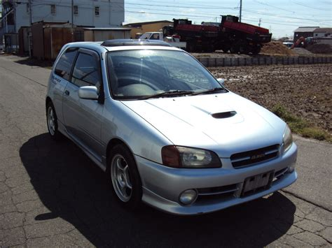 Toyota Starlet For Sale Usa Toyota Starlet Glanza V 1997 Used For Sale