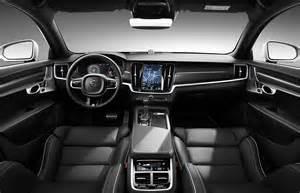 Volvo S90 Interior 2017 Volvo S90 R Interior Mng Cars Release Prices