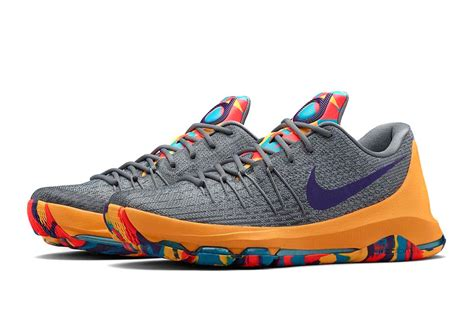 kds shoes nike kd 8 pg county 749375 050 sneakernews