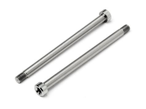 Hpi Racing Pulse 4 6 Buggy 101426 Graphite Front Steering Brace 101497 titanium front outer hinge pin pr