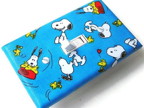 Snoopy Nursery Decor Peanuts Snoopy Woodstock Switchplate Light Switch Plate Outlet Cover Nursery Decor On Etsy 11