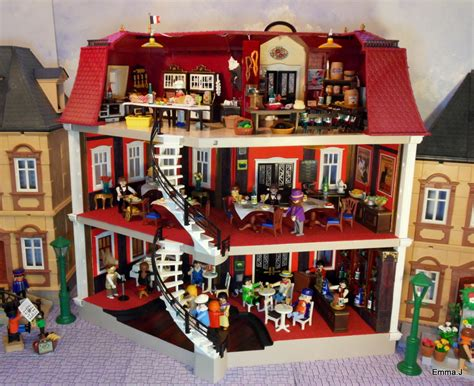 play mobile doll house wayward arts blog spotlight creating a french bistro